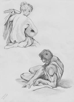 Just a Sketch by Catia Silva