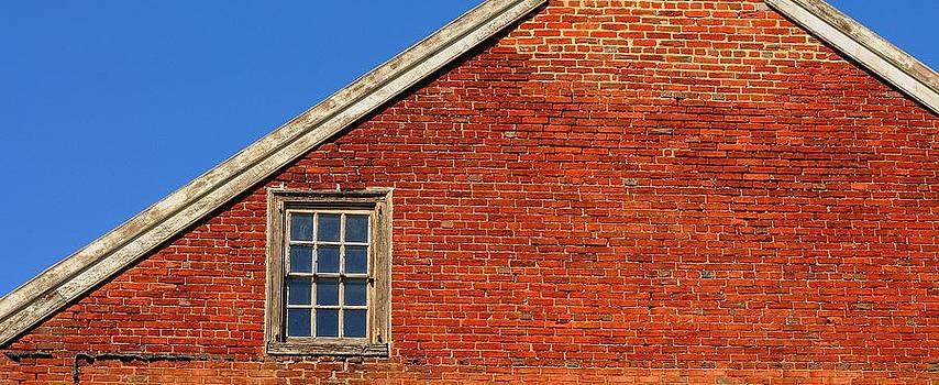 Just a window by Dave Hrusecky