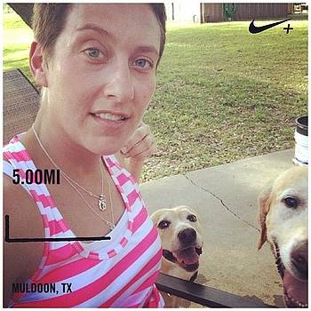 Just An Easy 5 Mi W/ My Runnin' by Ava Barbin-king
