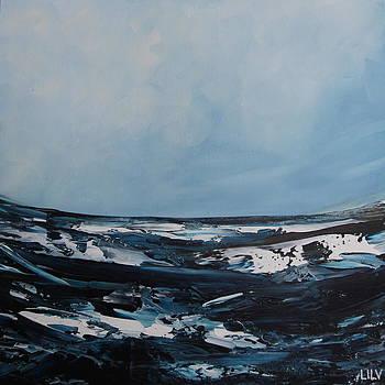 Just Blue by Lilu Lilu