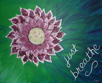 Just Breathe by Angie Butler