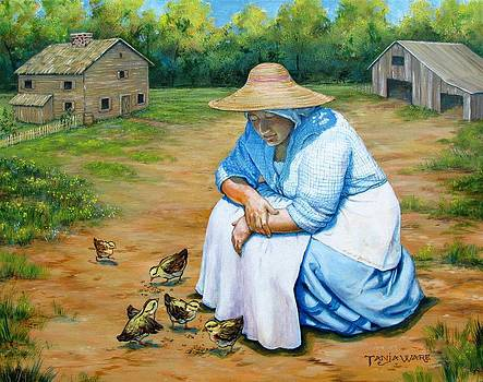 Just Chicken Feed by Tanja Ware