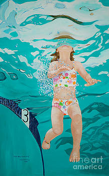 Just Keep Swimming by Linda Queally