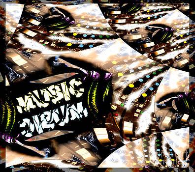Just Music by Kandayia Ali