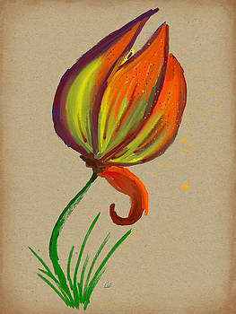 Angela A Stanton - Just One Tulip