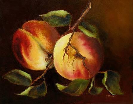 Just Peaches by Alexandra Kopp