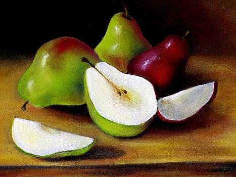 Just Pears by Alexandra Kopp