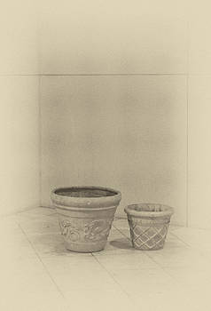Just Pots by Ron Plasencia