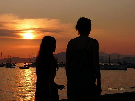 Just you and me by Hemu Aggarwal