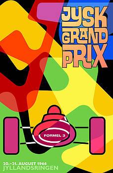 Georgia Fowler - Jyllandsringen Denmark Grand Prix 1966