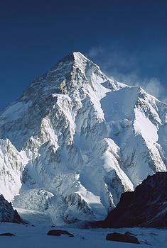 Colin Monteath - K2 At Dawn Pakistan