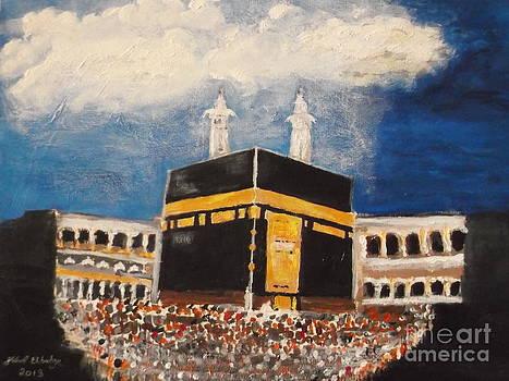 Ka'bah Mekka by Harry Pity