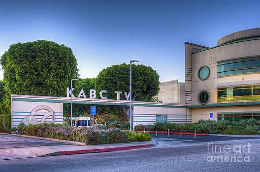 David Zanzinger - KABC 7 Studio Burbank Glendale CA