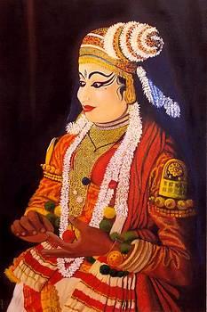 Kadhakali 02 by Kishor Raja