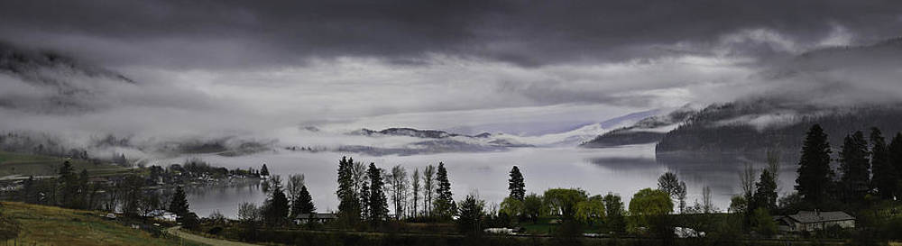 Kal Lake in the Mist by Rod Sterling