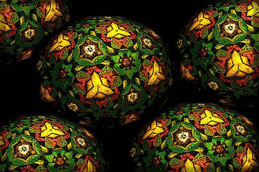 Carol Kay - Kaleidoscope Planetoids