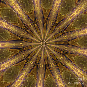 Deborah Benoit - Kaleidoscope With Gold