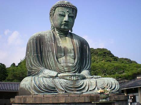 Kamakura Buddha by Siva Guru