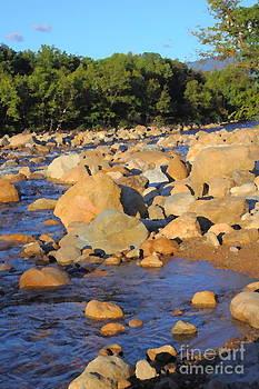 Kancamagus River - New Hampshire by Spirit Baker