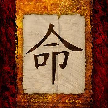 Ray Van Gundy - Kanji Zen Destiny
