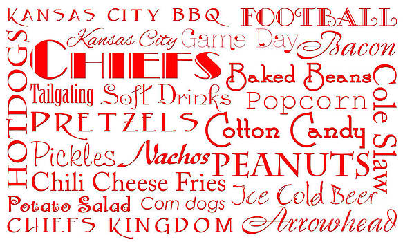 Andee Design - Kansas City Chiefs Game Day Food 1