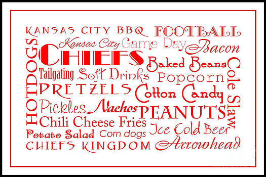 Andee Design - Kansas City Chiefs Game Day Food 3