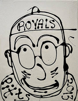 Kansas City Royals 2 by Greg Pitts