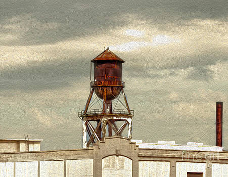 Gregory Dyer - Kansas City - water tower
