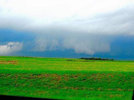 Kansas Mesocyclone by Jeremy Johnson
