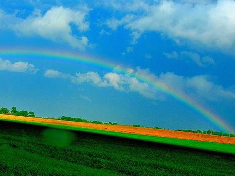 Kansas Rainbow by Jeremy Johnson