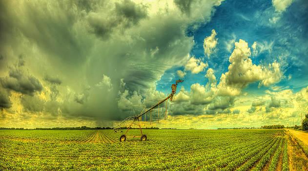 Kansas Sprinkler by  Caleb McGinn