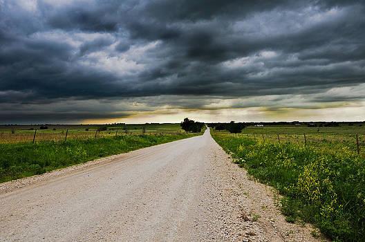Eric Benjamin - Kansas Storm in June