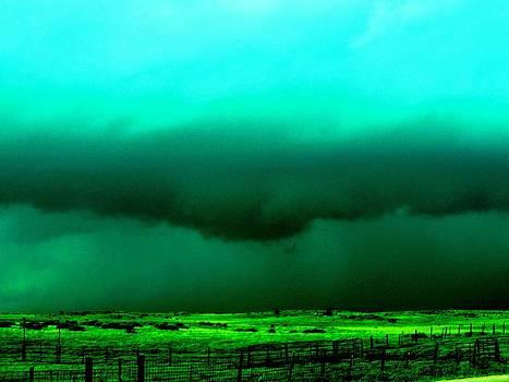 Kansas Wall-cloud  by Jeremy Johnson