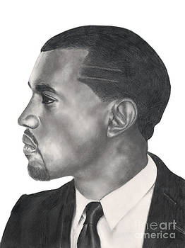 Kanye West by Michael Durocher