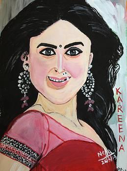 Kareena Kapoor Bollywood Actres by Neha  Shah