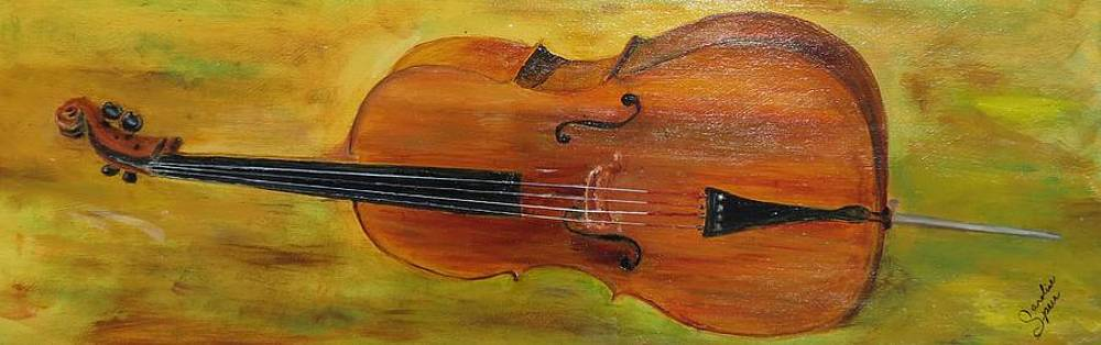 Karen's Cello by Carolyn Speer