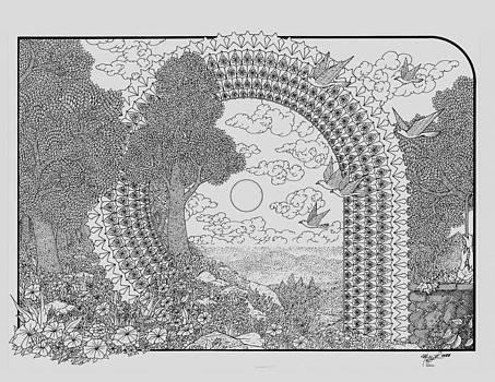 Karma Garden 3 New Year by Karma Moffett