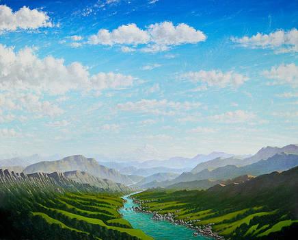 Karma Valley by Karma Moffett