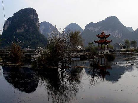Qing Yang - Karst Peaks