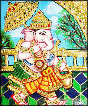 Kasi Yatra Ganesh by Jayashree