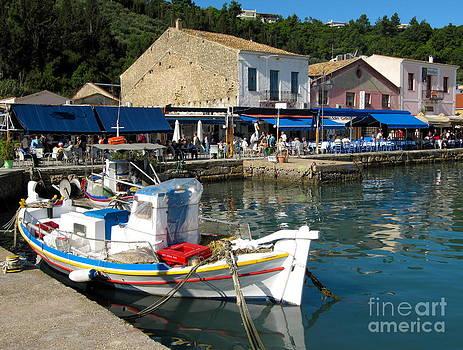 Katalon Mv favorite Greek Fishing Village by Phyllis Kaltenbach