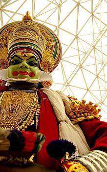 Kathakali by Vineesh Edakkara