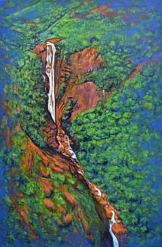 Usha Shantharam - Katherine Falls