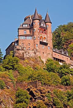 Dennis Cox - Katz Castle on Rhine