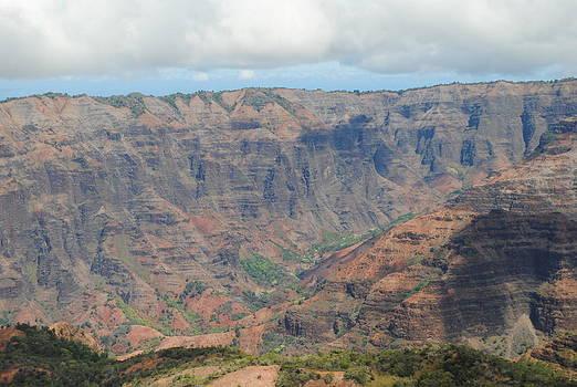 Kauai Grand Canyon by Liher Huang