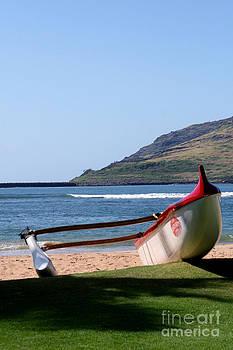 Kauaii Beach by Rachel Reading