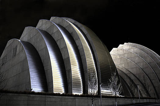 Kauffman Center for Preforming Arts by Joenne Hartley