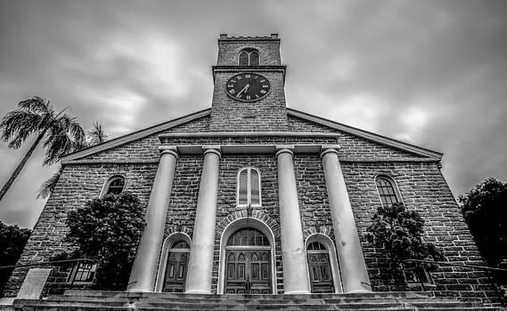 Kawaiaho Church  by Robert  Aycock