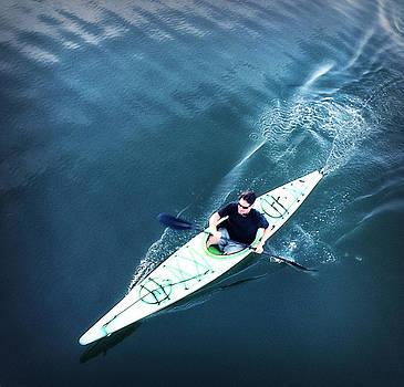 Kayak Fun by Phil Mancuso