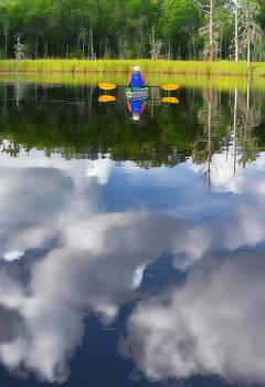 Dana Sohr - Kayaker